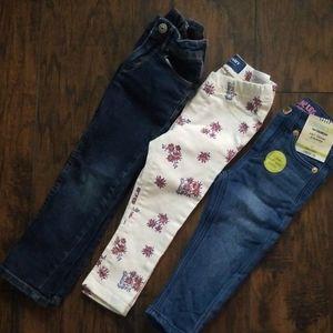 2T-3T girls jeans